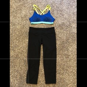 Small Victoria's Secret sport outfit